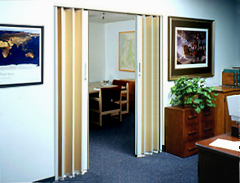 Interior Decorative Folding Door